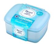 Kao Biore Sarasara Powder Sheets | Skin Care Cleansing Cloth | Deodorantet 36 Sheets No Fragrance
