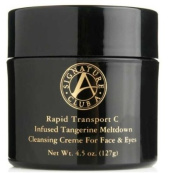 Signature Club a By Adrienne Rapid Transport C Infused Tangerine Meltdown Cleansing Creme