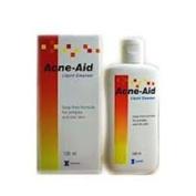 Acne-aid Oily Skin Acne Soap-free Liquid Cleanser