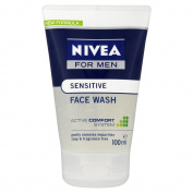Nivea For Men Sensitive 100 ml Face Wash
