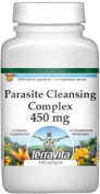 Parasite Cleansing Complex - Pumpkin, Black Walnut, Chamomile and M...