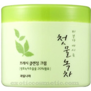 The First Green Tea Natural Facial Cleansing Cream