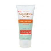 Neutrogena Oil-Free Acne Stress Control Power-Cream Wash 180ml
