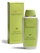 SPA Cosmetics Dead Sea Treatment Aloe Vera Face Cleanser - 250ml