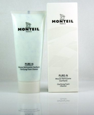 Monteil Paris Pure-N 100ml Clarifying Foam Cleanser