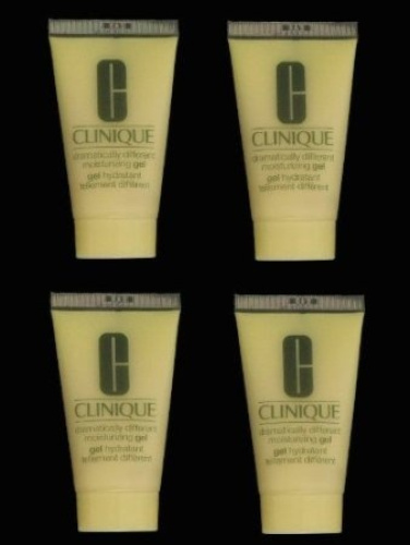 Lot-of-4-x-1-oz-Clinique-Dramatically-Different-Moisturising-Gel-Step-3-for
