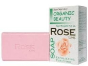 Rose Line Organic Beauty Exfoliating Puriphying Soap 200Gr