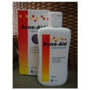 Stifel Acne-aid Liquid Cleanser Soap Free Anti Acne for Pimples & Oily Skin Product of Thailand