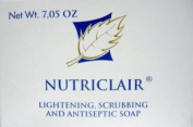Nutriclair Lightening Scrubbing Antiseptic Soap 210ml