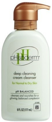 pHisoderm Cream Cleanser for Normal to Dry Skin-6 oz (Pack of 5)