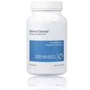 Zenmed Derma Cleanse Supplement System. For Acne Treatment, Skin Repair and Detoxify. Natural Ingredients