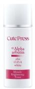 Alpha Arbutin Plus O.D.A White Miracle Brightening Toner 100ml