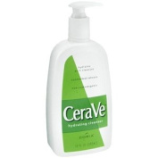 PACK OF 3 EACH CERAVE HYDRATING CLEANSER 350ml PT#64402012