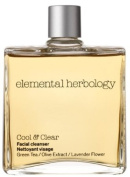 Elemental Herbology Cool & Clear - Summer Facial Cleanser-3.4 oz.