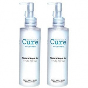 2 PACK of Cure Natural Aqua Gel 250ml - Best selling exfoliator in Japan