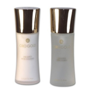 Oro Gold Milk Cleanser And Toner, 80ml