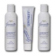 Lerosett Purifying Acne Kit