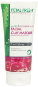 Petal Fresh Facial Care Aloe and Pomegranate Clay Masque