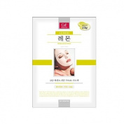 C & F Cosmetics Essence Lemon Mask Sheet Pack 23g
