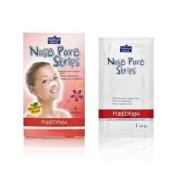 Purederm Botanical Choice Nose Pore Strips - Paraben Free 6 Strips
