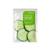 Watsons Moisturising Facial Mask Cucumber Extract