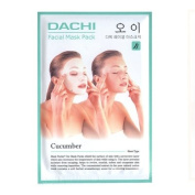 C & F Cosmetics Dachi Cucumber Facial Mask Pack 20g