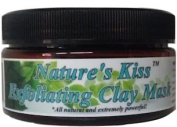 Nature's Kiss Exfoliating Facial Mask - All Natural & Extremely Powerful! 100% Money Back Guarentee
