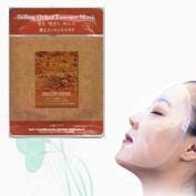 Natural Beauty Yellow Ocher Essence Full Face Mask 10 Pcs