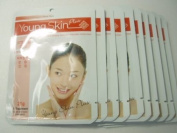 Young Skin Essence Mask Pack Coenzyme 10 sheets