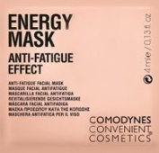 Comodynes Energy Mask Anti Fatigue Effect 5 Towelettes