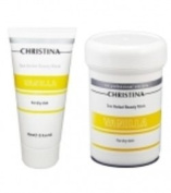 Christina - Vanilla Face Beauty Mask For Dry Skin