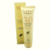 Anna Lotan Liquid Gold Tinted Moisturising Day Cream SPF-30