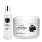 Control Corrective Zyme Peel and Activator - 240ml Each