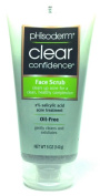 Phisoderm Clear Confidence Face Scrub 150ml Oil Free
