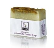 Be Natural Organics Calendula Cream Soap 120ml bar