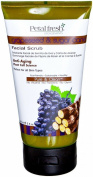 Petal Fresh Organic Eco-Elements Facial Scrub, Grapeseed and Sugarcane, 150ml