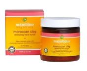 Mambino Organics Moroccan clay renewing face scrub 70ml