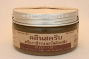 Khaokho Talaypu Herbal Natural Face Scrub and Cleansing Cream 100 G. Thailand Product