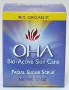 Organic Healthy Ageing Facial Sugar Scrub - 60ml - Cream