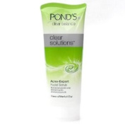 Pond's Clear Solutions Facial Scrub 100 Grammes