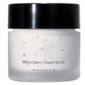 Micro Derm Cream Scrub - Microdermabrasion Crystals In A Hydrating Cream Base