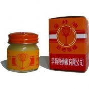 Golden Cup Balm 50g. Muscle Pain Relief, Insect Sting/Bite, Nausea