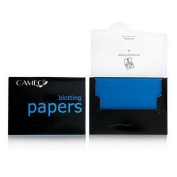 Cameo Blotting Papers 1 Booklet (72 Sheets) - Blue