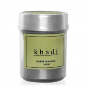 KHADI - Herbal Face Pack Neem - 50g