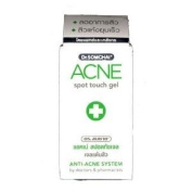 Dr Somchai Acne Spot Touch Gel Anti-acne Fast action 4g.