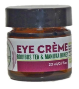 Rooibos Tea and Manuka Honey Eye Cream - New Formula November 2012