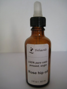 Rosehip Seed Oil - 100% Pure Cold Pressed, Virgin. Anti Ageing Product 60ml
