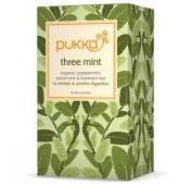 Pukka Tea - Organic Three Mint Tea