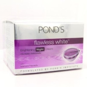 Pond's Flawless White Re-brightening Night Cream - 50gms From Thailand