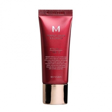 Missha M Perfect BB Cream #23 (Natural Beige) - 20g.